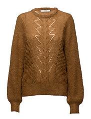 Sylvie pullover ZE1 18 - CHIPMUNK