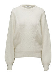 Sylvie pullover ZE1 18 - CLOUD DANCER