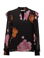 Kalina blouse ZE2 18 - GOLDEN FLOWER