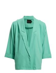 Siva blazer MS 14 - Jade cream