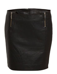 Parcy skirt R DESIGN - Black