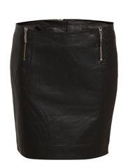 Parcy skirt R DESIGN - Black