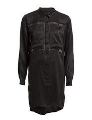 Taifa shirt AO 14 DESIGN - Black