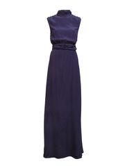 Taifa maxi dress MA14 - Evening blue