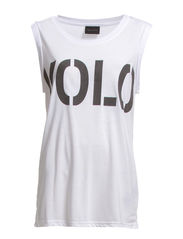 Mono top AO 14 - Bright White