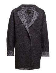 Mia jacket MA 14 - D.grey melange