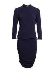 Costa dress - Evening blue