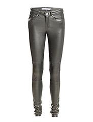Alou pants R - BLACK
