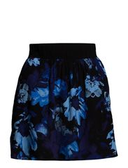 Skylar skirt MS15 - Blue print