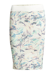 Neriah skirt MS15 - Powder print
