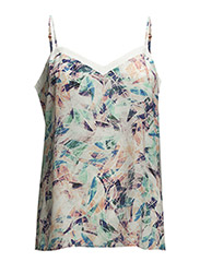 Blossom singlet MS15 - Powder print