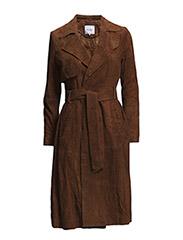 Mirabel coat MS15 - COGNAC