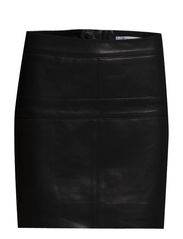 Leah mini skirt MS15 - Black