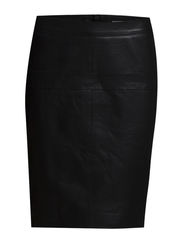 Leah pencil skirt MS15 - Black