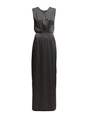 Lulu maxi dress MS15 - Magnet