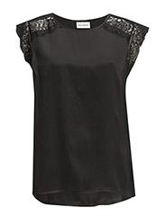Katya top HS15 - Black