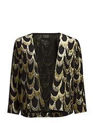 Noville blazer AO15 - Black