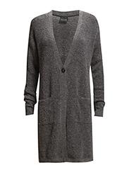 Gaby cardigan AO15 - D.GREY MELANGE