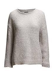 Bina pullover MA15 - LILAC HINT