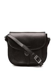 Firenze shoulder/crossbody bag - BLACK