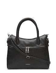 Romance hand/shoulderbag - BLACK