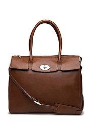"Romance 15""Handbag - BRANDY"