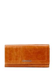 Toscana Vecchia Ladies purse - Cognac