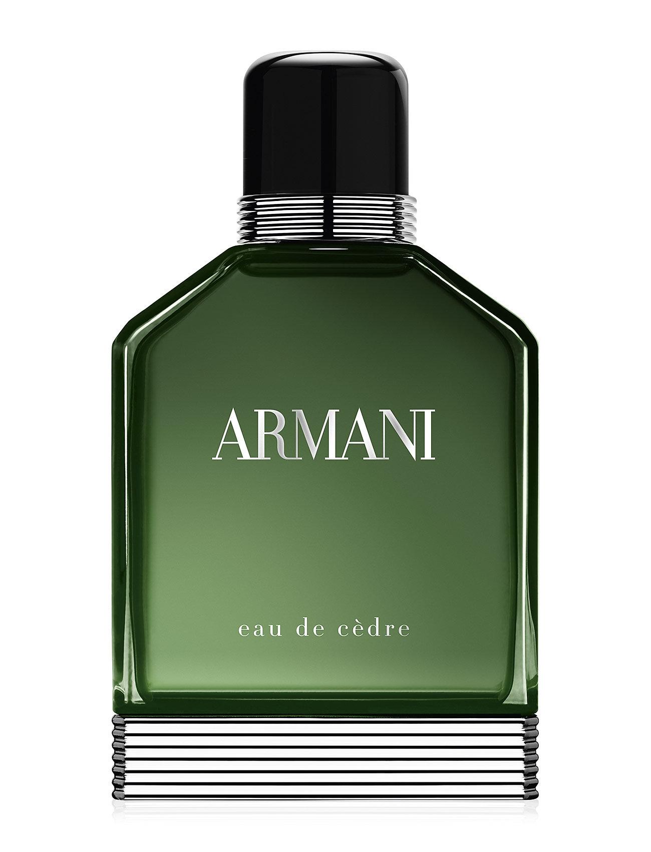 Armani eau de cedre 100ml fra giorgio armani fra boozt.com dk