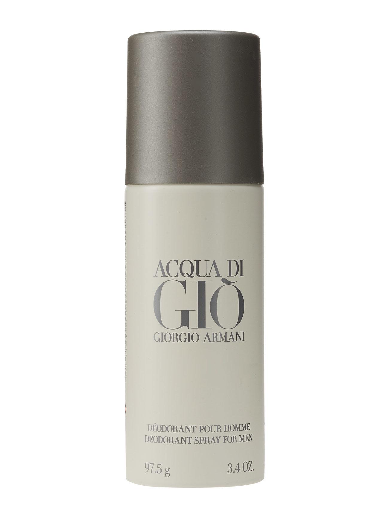 giorgio armani Acqua di giã² pour homme deodorant spray 150 ml på boozt.com dk