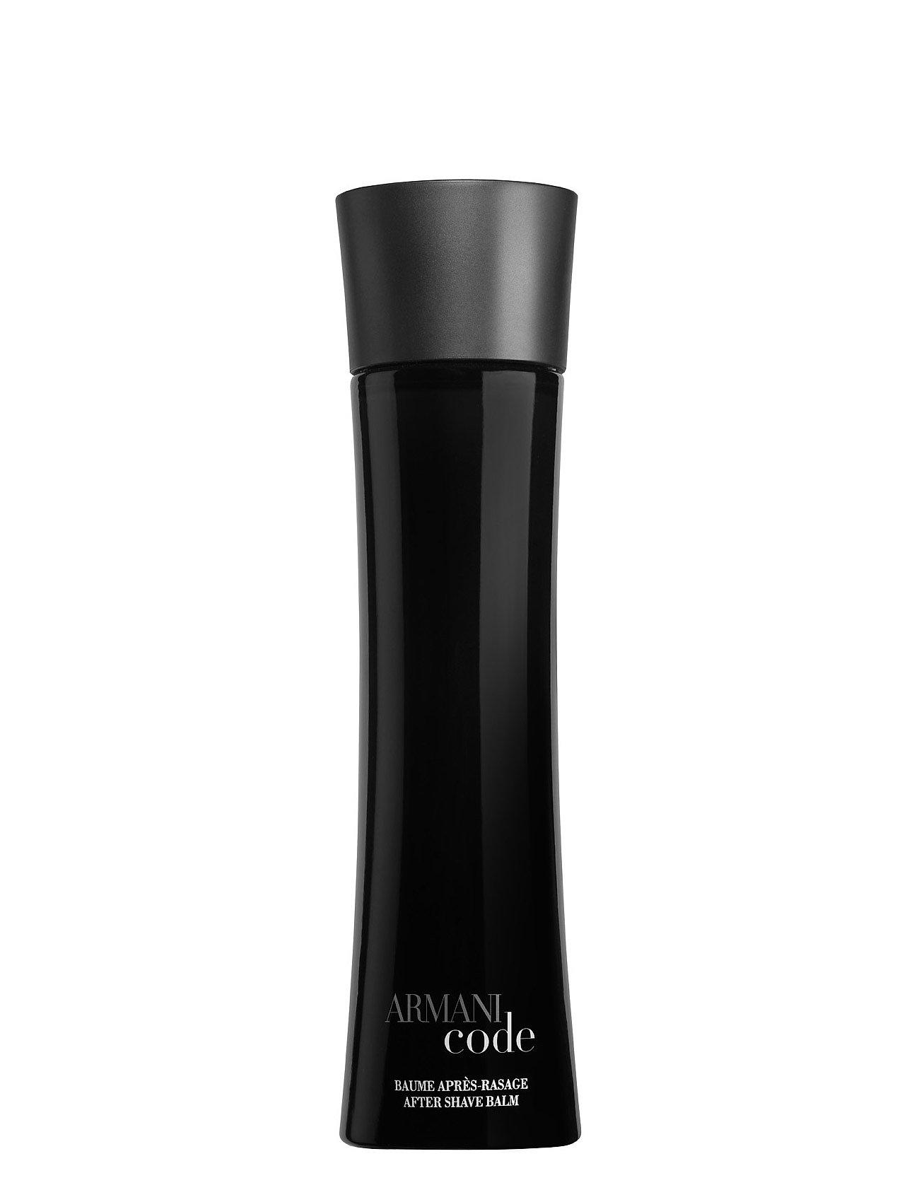 giorgio armani – Armani code men after shave balm 100 ml fra boozt.com dk