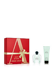 Acqua di Gioia Eau de Parfum 30 ml. Christmas Box - CLEAR