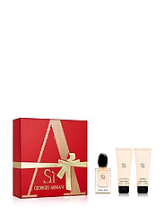 Si Eau de Parfum 50 ml. Christmas Box - CLEAR