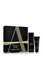 Armani Code Homme DeoSpray Christmas Box - CLEAR