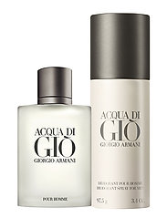 Acqua di Gio Eau de Toilette 30 ml. Christmas Box - CLEAR