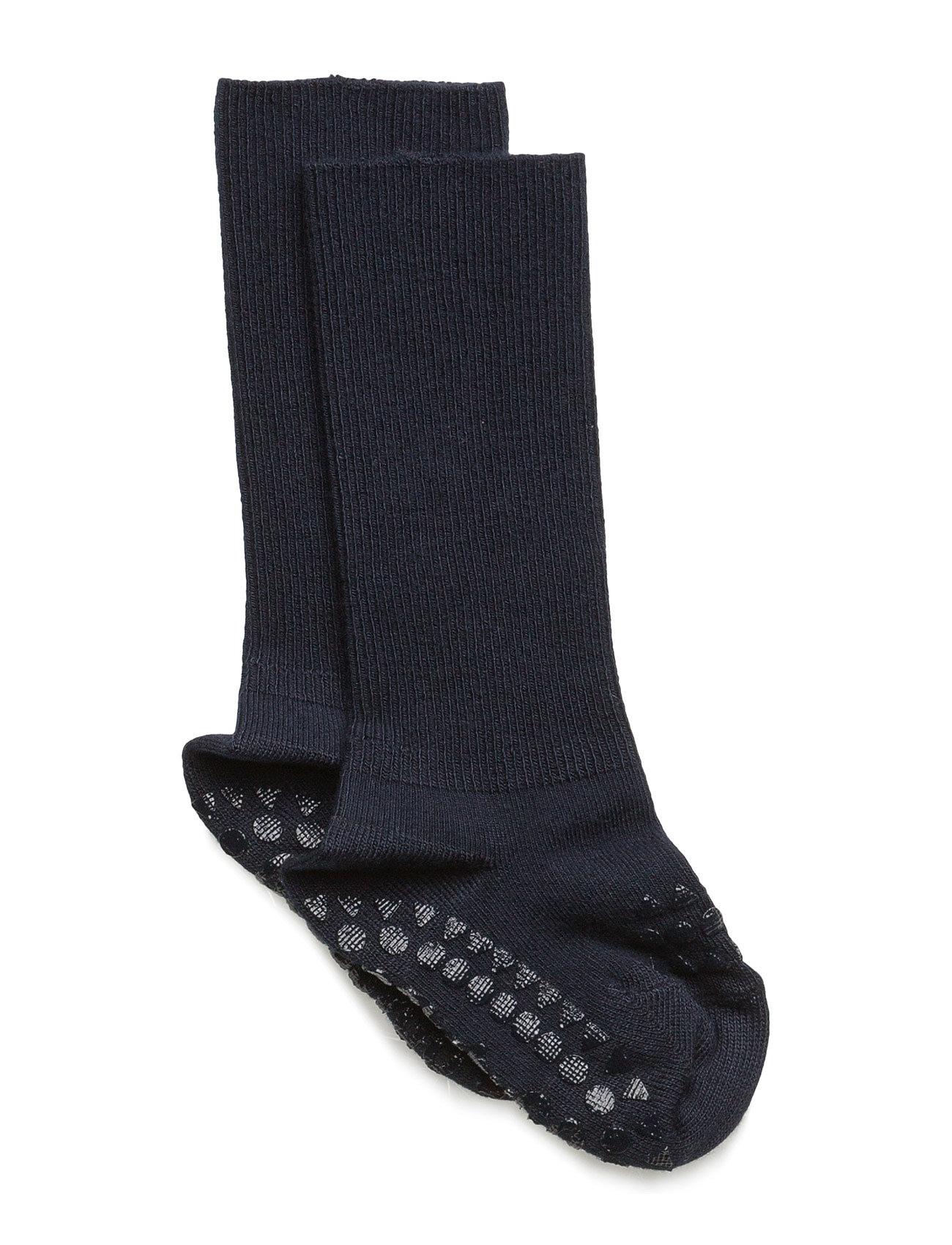 Non-Slip Socks GoBabyGo Strømper & Strømpebukser til Børn i Mørkeblå