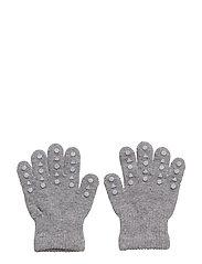 Grip Gloves - GREY MELANGE