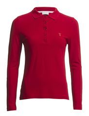 Extra Dry Autumn polo shirt - Red