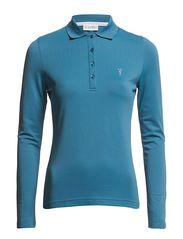 Extra Dry Autumn polo shirt - Teal