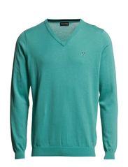 Classic Pima Cotton Pullover - Lake