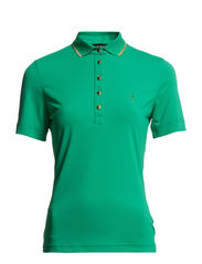 Dry Comfort Jersey Polo - Grass