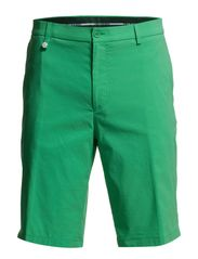 THE TECHNO STRETCH BERMUDA - Pea Green