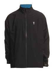 Super light rain jacket - Black