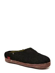 Woman Slippers - Black