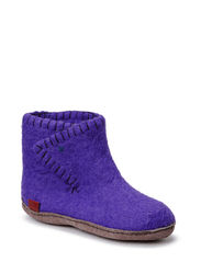 Mary Boot Junior - Purple