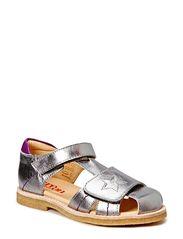 Kids sandal - silver