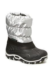 Kids boot - silver