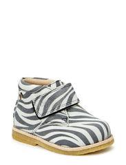 Bootie - Zebra