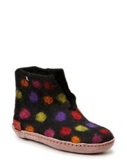 Dotted Boot Junior - MULTI COLOUR SPOT