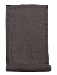 Runner Washed Linen - ANTHRACITE