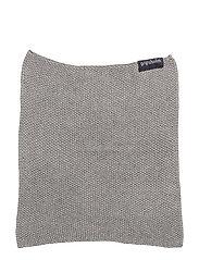 Dishcloth Knitted - GREY MELANGE